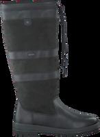 Zwarte DUBARRY Lange laarzen GALWAY  - medium
