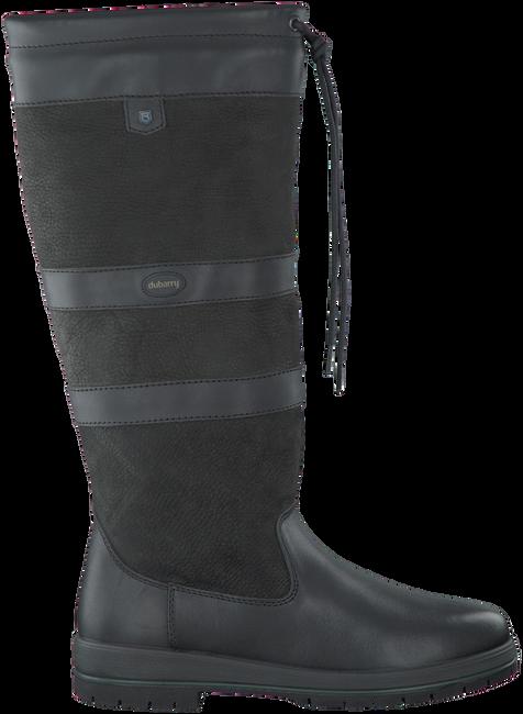 Zwarte DUBARRY Lange laarzen GALWAY  - large