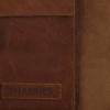 Cognac SHABBIES Schoudertas 262020059  - small