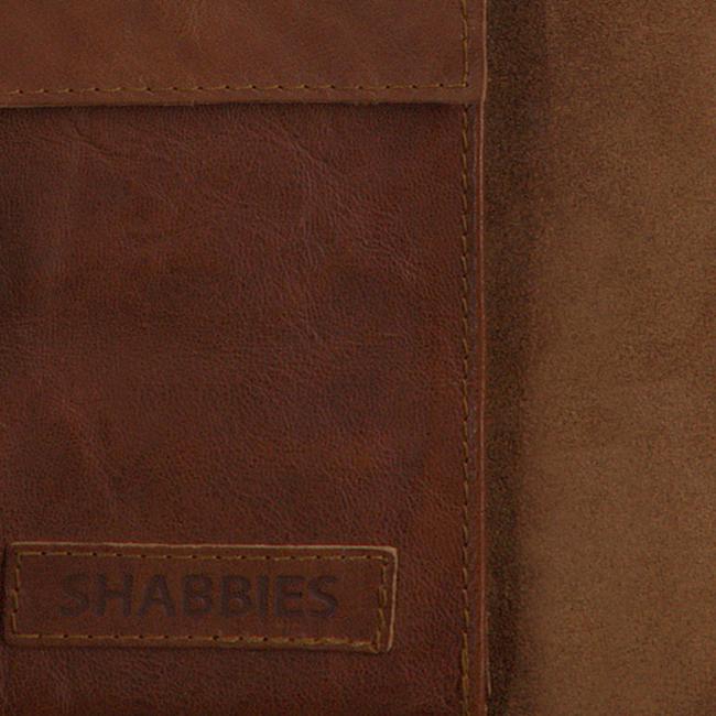 Cognac SHABBIES Schoudertas 262020059  - large