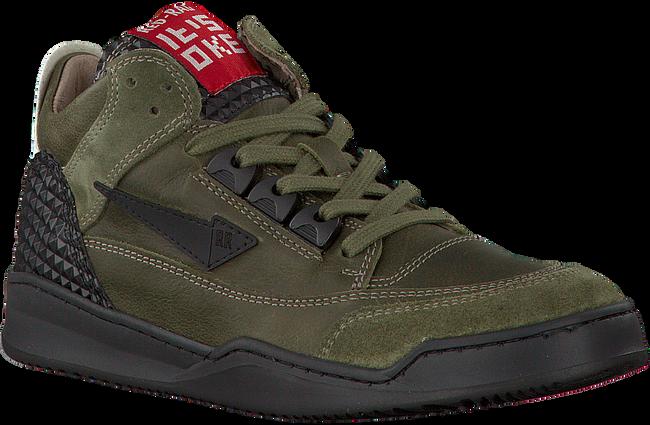 Groene RED-RAG Sneakers 15493  - large