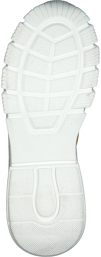 Gele CLIC! Lage sneakers CL-9855  - larger