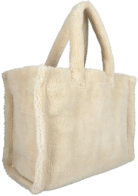 Witte STAND Schoudertas LOLA BAG  - large