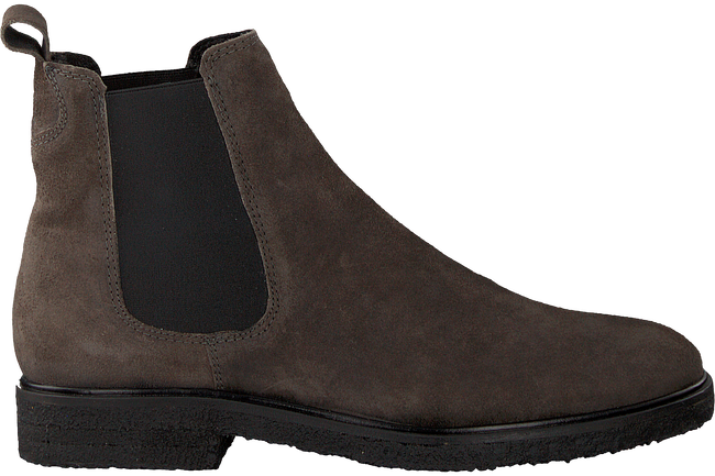 Bruine GOOSECRAFT Chelsea boots CHET CREPE CHELSEA - large