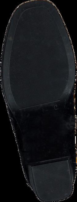 Zwarte VERTON Enkellaarsjes 668010  - large