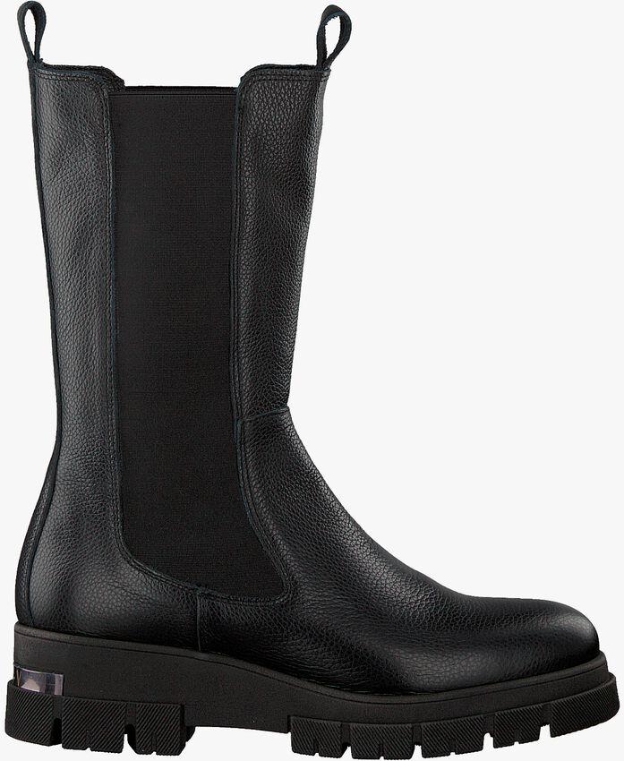 Zwarte NOTRE-V Chelsea boots KIM  - larger
