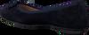 Blauwe PAUL GREEN Ballerina's 2598 - small