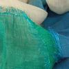 Blauwe ROMANO SHAWLS AMSTERDAM Sjaal SHAWL DEGRADE  - small