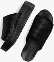 Zwarte SHABBIES Slippers 170020179  - medium