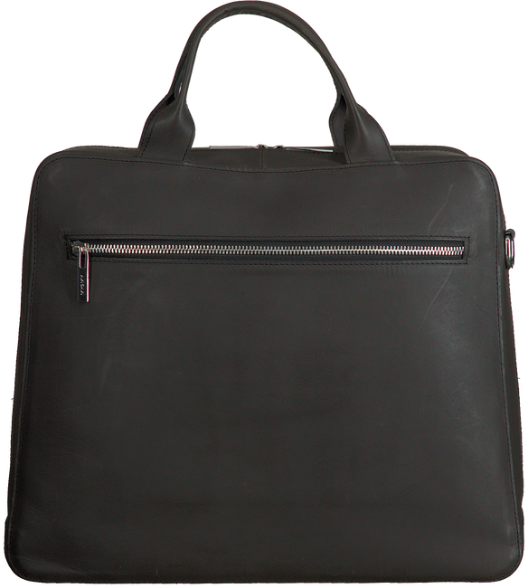 Zwarte MYOMY Laptoptas MY LOCKER BAG BUSINESS  - large