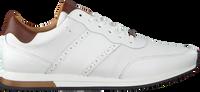 Witte MAZZELTOV Lage sneakers 20-9928  - medium