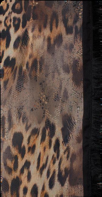 Taupe ROMANO SHAWLS AMSTERDAM Sjaal SHAWL ANIMAL PONY - large