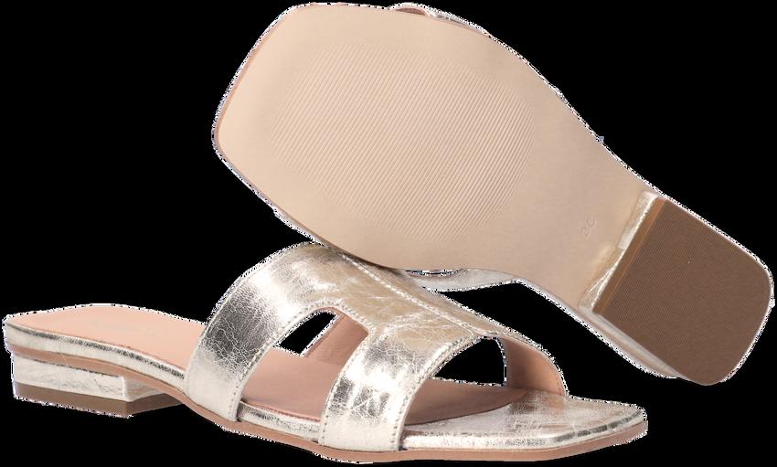 Gouden NOTRE-V Slippers 470204  - larger