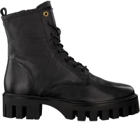 Zwarte TANGO Veterboots CARTEL 181  - medium
