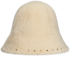 Beige OMODA Hoed BUCKET HAT  - small