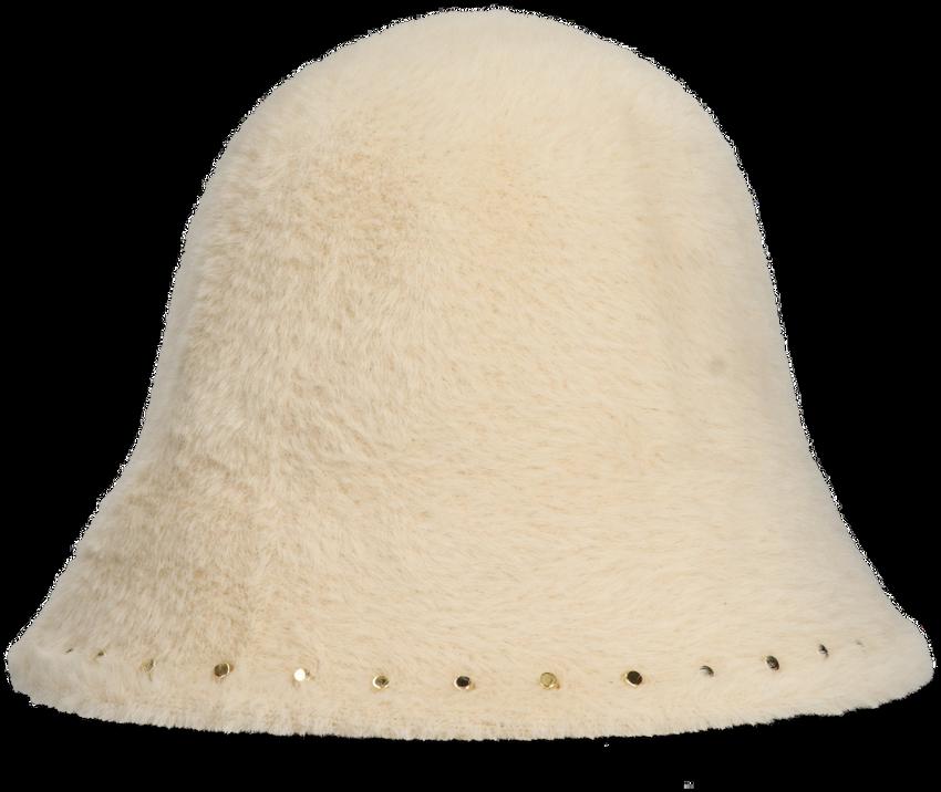 Beige OMODA Hoed BUCKET HAT  - larger