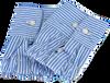 Blauwe EST'Y&RO Kraagje PETIT EST'88 - small