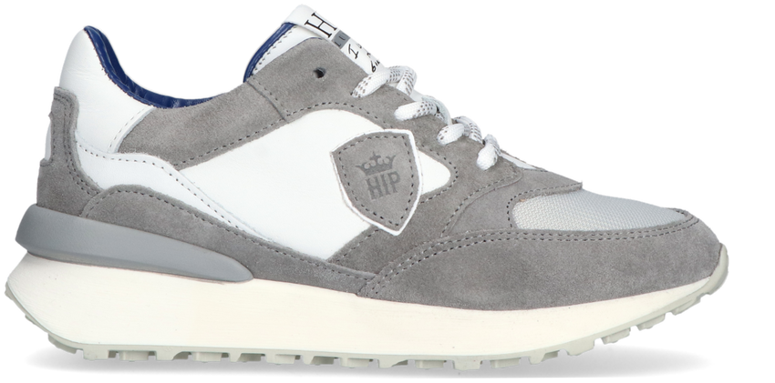 Grijze HIP Lage sneakers H1702  - larger