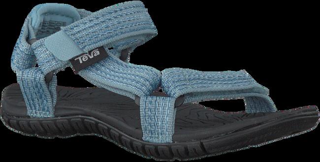Blauwe TEVA Sandalen HURRICANE 3 KIDS - large