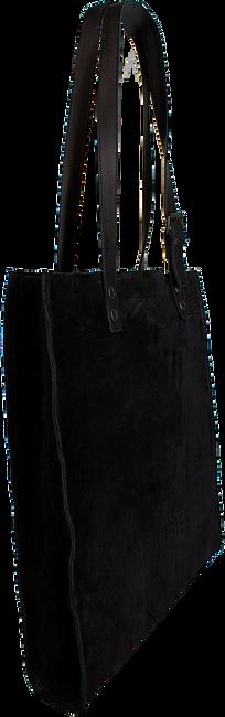 Zwarte SHABBIES Shopper 282020012 - large