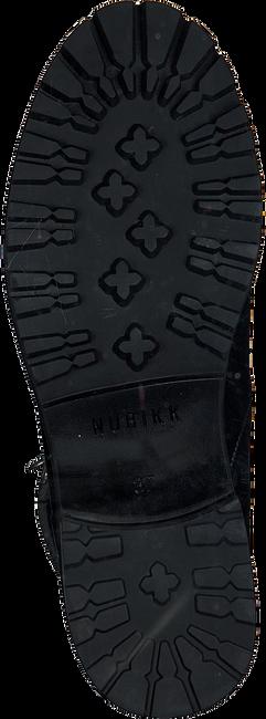 Zwarte NUBIKK Veterboots DJUNA JAVA  - large