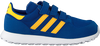 Blauwe ADIDAS Sneakers FOREST GROVE CF C  - small
