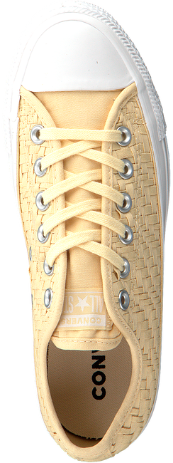 Beige CONVERSE Sneakers CHUCK TAYLOR ALL STAR OX DAMES - large