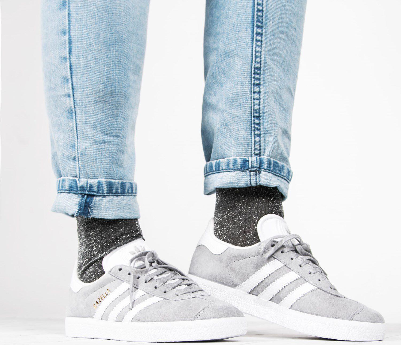 Zwarte ADIDAS Sneakers GAZELLE DAMES Omoda.nl