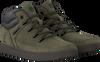 Groene TIMBERLAND Sneakers DAVIS SQUARE EUROSPRINT KIDS  - small