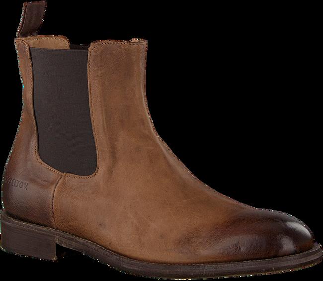 Cognac MAZZELTOV Chelsea boots 3705  - large