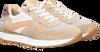 Beige PAUL GREEN Lage sneakers 4918  - small