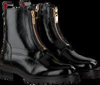 Zwarte HABOOB Enkelboots P6709 - medium