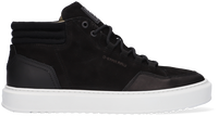 Zwarte G-STAR RAW Hoge sneaker RESISTOR MID BSC M  - medium