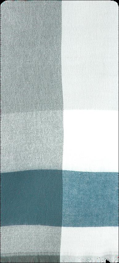 Grijze NOTRE-V Sjaal CAMERON  - larger