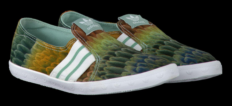 Groene ADIDAS Slip on sneakers ADRIA LO DAMES | Omoda