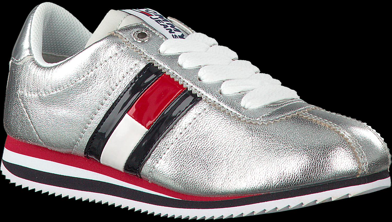 897466ba41a2c6 Zilveren TOMMY HILFIGER Sneakers TOMMY JEANS RETRO SNEAKER - large. Next