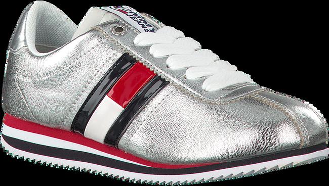 Zilveren TOMMY HILFIGER Sneakers TOMMY JEANS RETRO SNEAKER  - large
