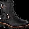 Zwarte PANAMA JACK Biker boots FELINA IGLOO TRAVELLING B3 - small