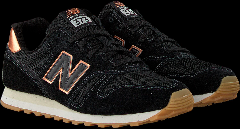 Zwarte NEW BALANCE Lage sneakers WL373 DAMES | Omoda