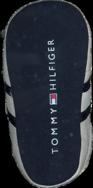 Witte TOMMY HILFIGER Babyschoenen T0X4-00109  - large