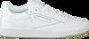 Witte REEBOK Sneakers CLUB C 85 WMN  - small