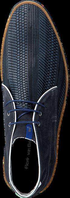 Blauwe FLORIS VAN BOMMEL Sneakers 10017 - large