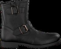 Zwarte CLIC! Biker boots 8383 - medium
