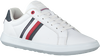 Witte TOMMY HILFIGER Lage sneakers ESSENTIAL CUPSOLE  - small