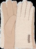 Beige Yehwang Handschoenen PATTERN  - medium