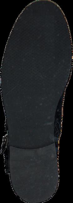 Zwarte TORAL Enkellaarsjes 10950 - large