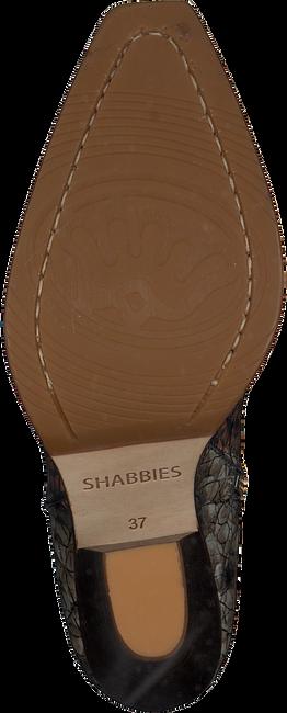 Multi SHABBIES Enkellaarsjes 183020133  - large