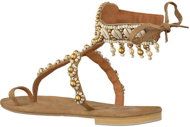 Beige HOT LAVA Sandalen SOL - large