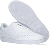 Witte NIKE Lage sneakers COURT VISION LOW  - small