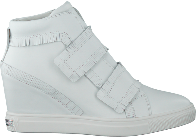 Witte KENNEL & SCHMENGER Sneakers HARLEM  - large